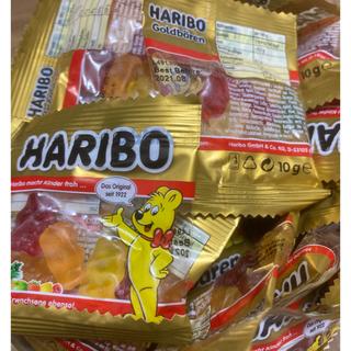 ゴールデンベア(Golden Bear)のコストコ ハリボーミニゴールドベア 10g✖️10袋 100g(菓子/デザート)