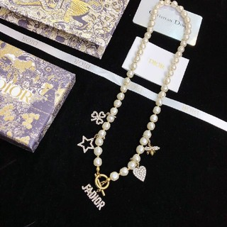 Dior - Dior真珠ネックレス