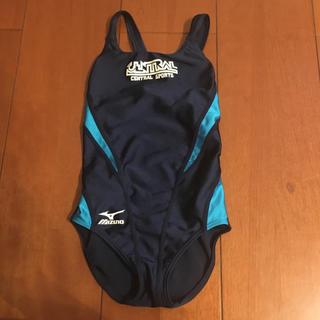 ミズノ(MIZUNO)のセントラルスポーツ 水着 ミズノ 110 女の子(水着)