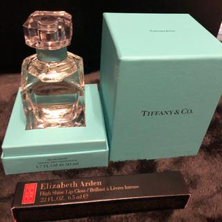 ティファニー(Tiffany & Co.)の正規品【ティファニー】 オードパルファム EDP 50ml(香水(女性用))