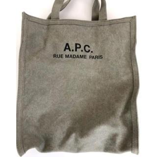 A.P.C - apc トートバッグ ショルダーバッグ