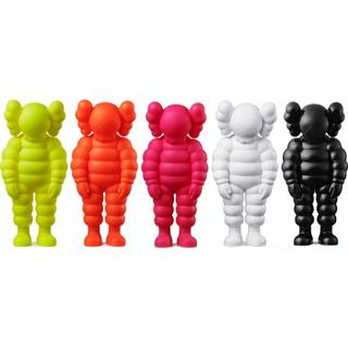 KAWS WHAT PARTY 5色5体セット(その他)