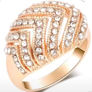 ★特別価格★最新作★特A品★ダイアモンドジルコニアリング(リング(指輪))