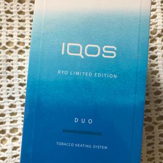 アイコス iQOS3 DUOキット RYO 未開封(タバコグッズ)