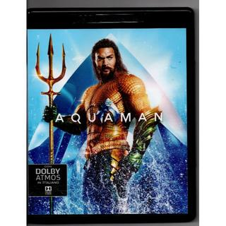アクアマン (4K Ultra HD/Blu-ray) 欧州版