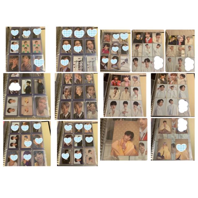 防弾少年団(BTS)(ボウダンショウネンダン)の防弾少年団 BTS トレカ ミニフォト その他のその他(その他)の商品写真