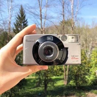 キヤノン(Canon)のCANON フィルムカメラオートボーイ Luna 105(フィルムカメラ)
