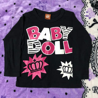 BABYDOLL - ベビードール 長袖 Tシャツ 100