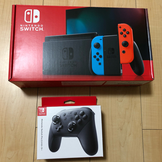 Nintendo Switch - 任天堂 Nintendo Switch 極美品
