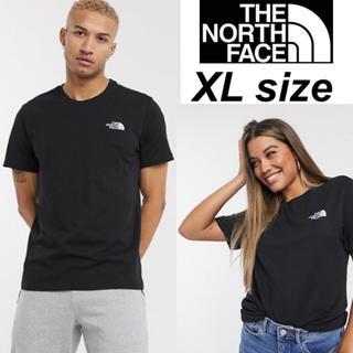 THE NORTH FACE - The north face ノースフェイス  Tシャツ  XLサイズ ブラック