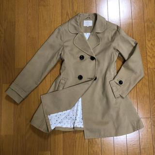 ケイトスペードニューヨーク(kate spade new york)のケイトスペード  子供服 コート 160(コート)