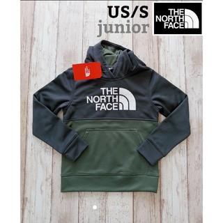 THE NORTH FACE - 【海外限定】TNF キッズ パーカー 130 カーキ