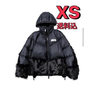 サカイ(sacai)のNIKE SACAI Women's Parka ダウン パーカー XS(ダウンジャケット)