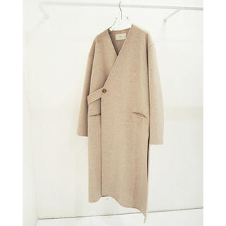 トゥデイフル(TODAYFUL)のTODAYFUL 38 Reverstitch Wool Coat(ロングコート)