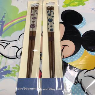 Disney - ディズニーリゾート お箸2膳セット 未開封