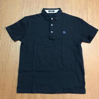 BURBERRY BLACK LABEL - バーバリーブラックレーベル ポロシャツ サイズ4  美品