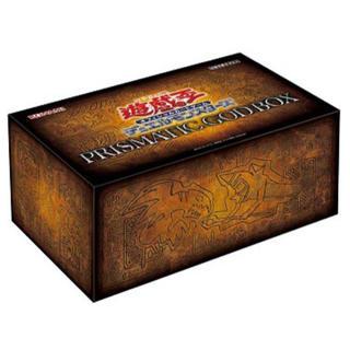 残り15box 遊戯王 PRISMATIC GOD BOX
