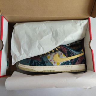 NIKE - NIKE DUNK LOW COMMUNITY GARDEN