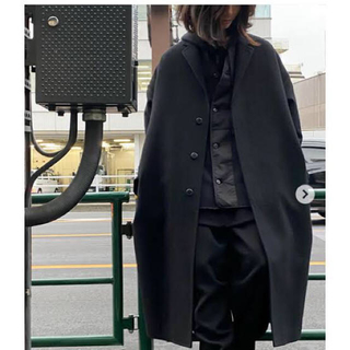 LAD MUSICIAN - 19AW Lad musician big chester coat
