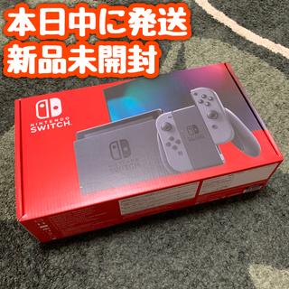 Nintendo Switch - ニンテンドースイッチ グレー 本体 新品未開封
