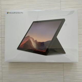 マイクロソフト(Microsoft)の★新品・未開封★Surface Pro7 &タイプカバー(ノートPC)