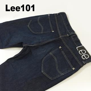 Lee -  Lee 101レギュラーナロウ デニムパンツ W33約88cm