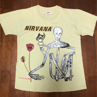 FEAR OF GOD - 1993 Nirvana Vintage T