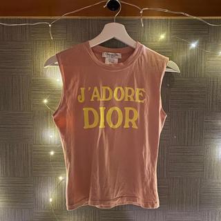 クリスチャンディオール(Christian Dior)のDior ❤︎ J'ADORE ジャドール ❤︎ 希少 ❤︎(タンクトップ)