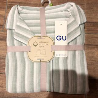 GU - オーガニックコットンパジャマ/新品/即日発送