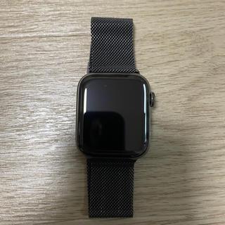 Apple - Apple Watch series6 グラファイトブラック 44mm