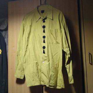ジャンポールゴルチエ(Jean-Paul GAULTIER)のatg様専用 飾りボタンブラウス 異素材ブラウス(シャツ)