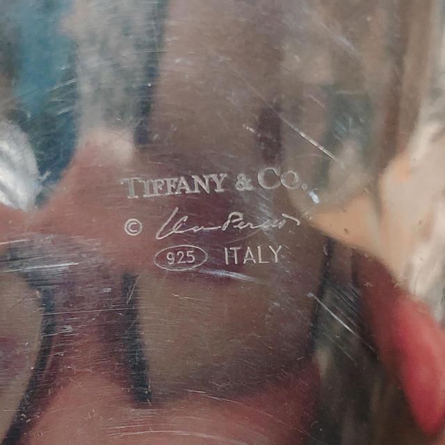 Tiffany & Co.(ティファニー)のTIFFANY ボーンカフ ラージモデル バングル ロンハーマン ブレスレット レディースのアクセサリー(ブレスレット/バングル)の商品写真