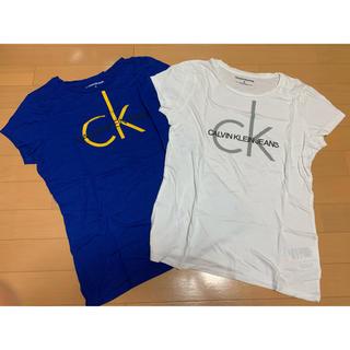 Calvin Klein - CALVIN KLEIN Tシャツ