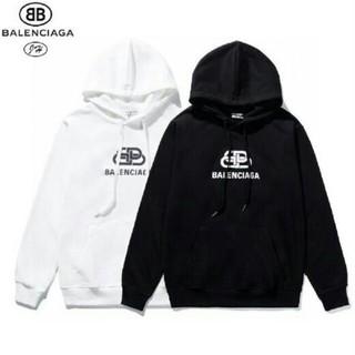 Balenciaga - ☆セール☆[2枚14000円]BALENCIAGAバレンシアガパーカーフード付き