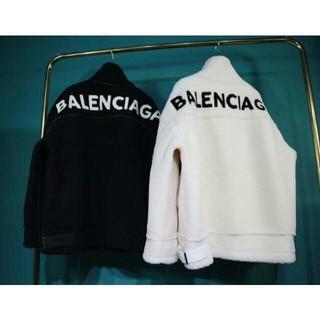 Balenciaga - Balenciagaバレンシアガ ジャケット 黒/白