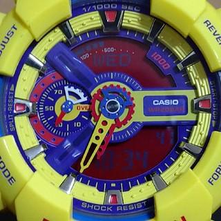 ジーショック(G-SHOCK)のCASIO G-SHOCK GA-110C-7ADR  海外モデル(腕時計(デジタル))