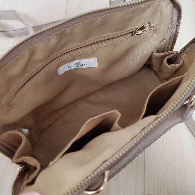 URBAN RESEARCH(アーバンリサーチ)のRODE SKO SANDY プチバッグ ミス レディースのバッグ(ショルダーバッグ)の商品写真
