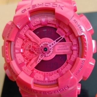 ジーショック(G-SHOCK)のCASIO G-SHOCK   GA-110B-4DR  海外モデル(腕時計(デジタル))
