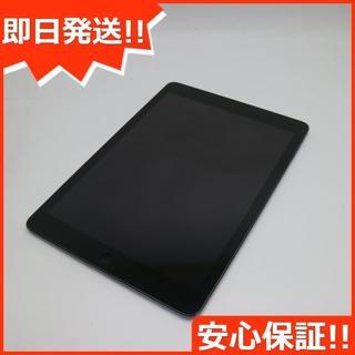 アップル(Apple)の新品同様SOFTBANK iPad Air Cellular 64GBグレイ (タブレット)