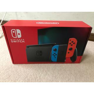 Nintendo Switch - 新品未開封✨任天堂スイッチネオンカラー