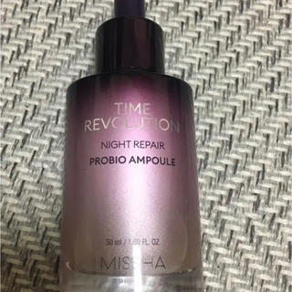 ミシャ(MISSHA)のmissha TIME REVOLUTION  NIGHT REPAIR SC…(美容液)