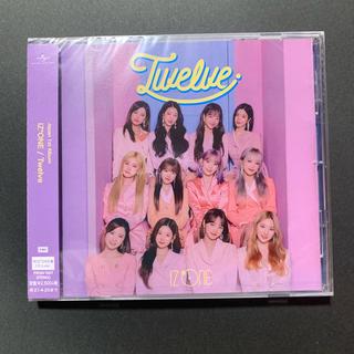 ユニバーサルエンターテインメント(UNIVERSAL ENTERTAINMENT)のIZ*ONE twelve アルバム(K-POP/アジア)