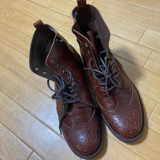 ニコアンド(niko and...)のniko and...  ブーツ ニコアンド 本革(ブーツ)