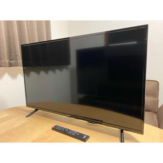 40インチTV