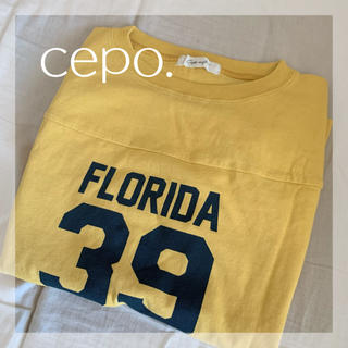 セポ(CEPO)のcepo Tシャツ(Tシャツ(長袖/七分))
