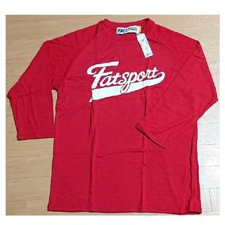 エフエーティー(FAT)のFAT SPROT ラグラン七分 XL(Tシャツ/カットソー(七分/長袖))