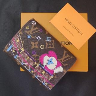 LOUIS VUITTON - |送料無料|ルイヴィトン 折り財布 コイン入れ 小銭入れ 人気品