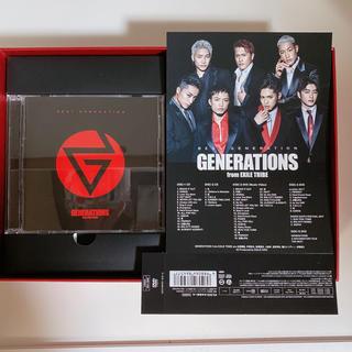 ジェネレーションズ(GENERATIONS)のBEST GENERATIONS(ミュージック)