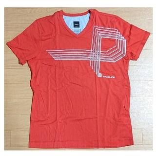ヒューゴボス(HUGO BOSS)のBOSS Tシャツ M(Tシャツ/カットソー(半袖/袖なし))