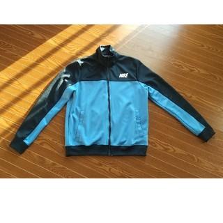 ナイキ(NIKE)のNIKE ナイキ トラックジャケット ジャージー素材 sizeL古着(ジャージ)